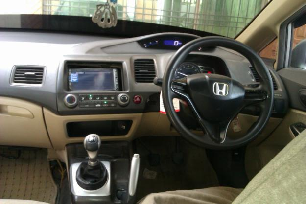 2007 honda civic dx manual transmission for sale