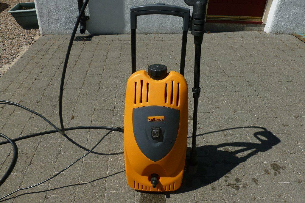 halfords pressure washer hp 1400 manual