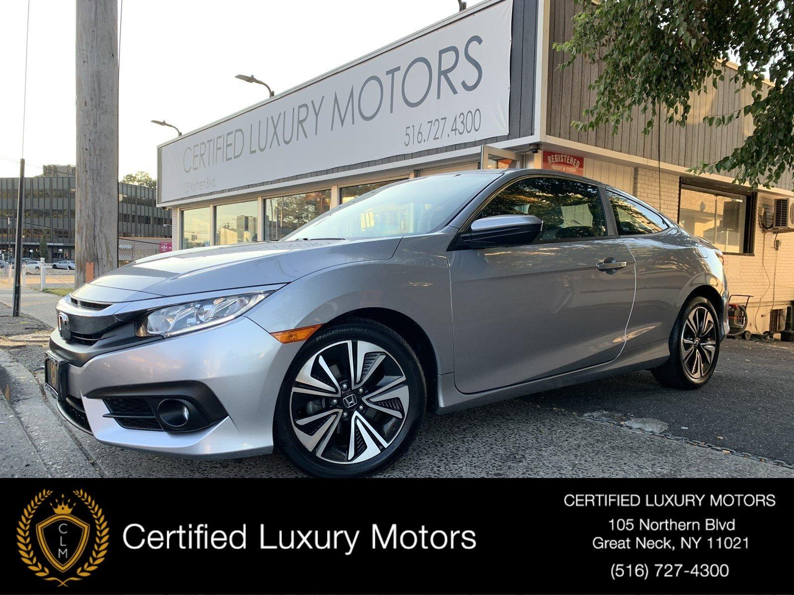 2017 honda civic ex-t coupe manual for sale