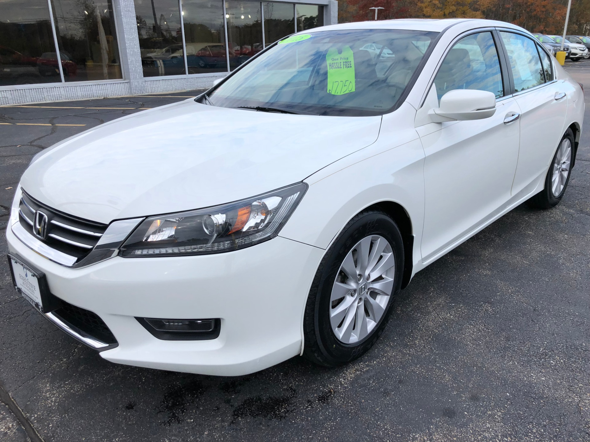 honda accord ex-l 2015 manual