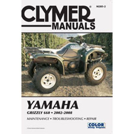 2005 yamaha grizzly 660 parts manual