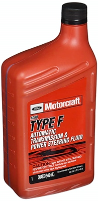 motorcraft manual transmission fluid ford part number