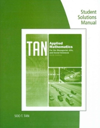 finite mathematics and applied calculus 6th edition solution manual