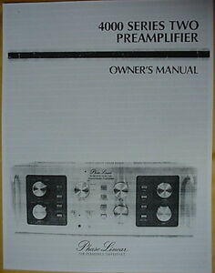 phase linear model 300 series 2 service manual