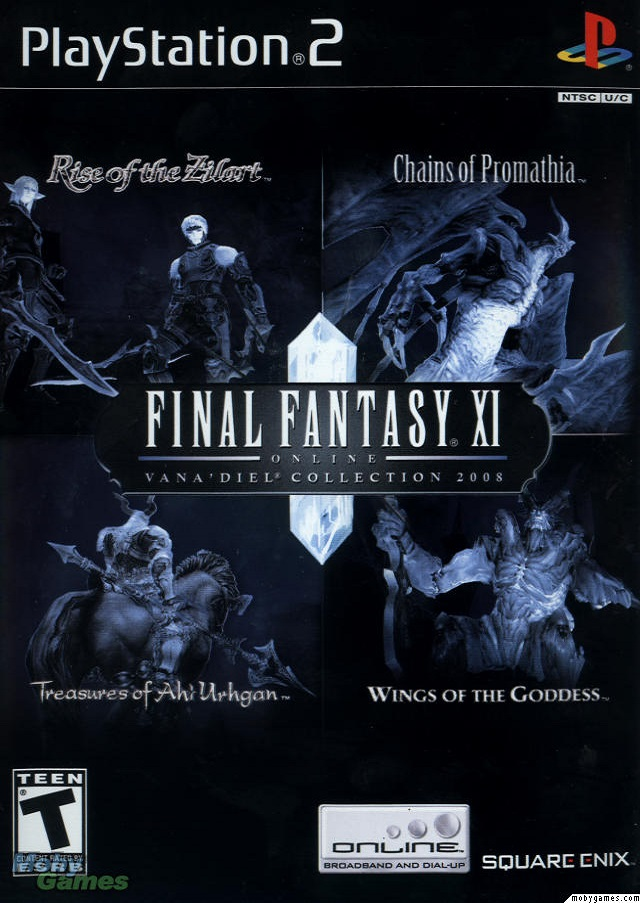 sonyplaystation 2 final fantasy xi onlinegame game manual