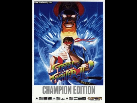street fighter 2 champion edition manual